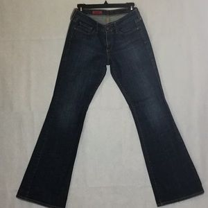 AG The Club Jeans. Size 28R  Flare